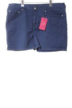 Carhartt Jeansshorts blau Casual-Look
