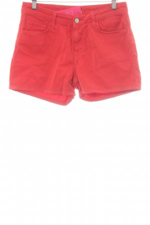 Carhartt Denim Shorts red casual look