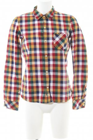 Carhartt Long Sleeve Shirt allover print casual look