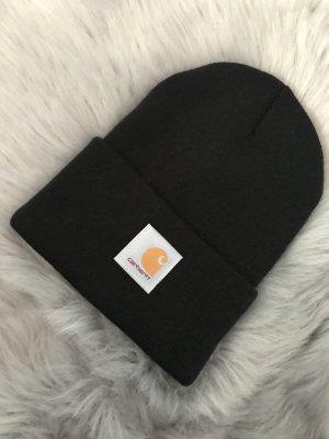 Carhartt Sombrero de punto negro