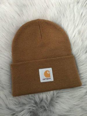 Carhartt Sombrero de punto coñac