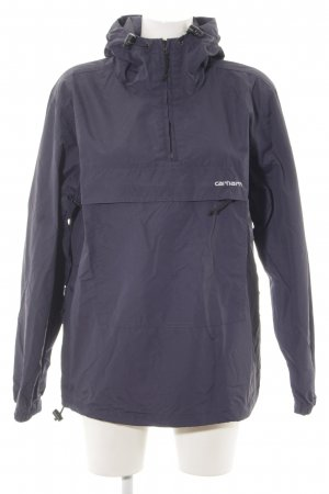 Carhartt Outdoor Jacket neon blue athletic style