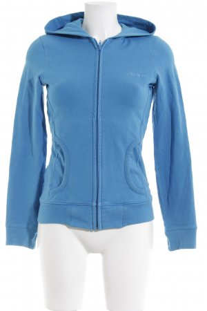 Carhartt Outdoor Jacket blue athletic style