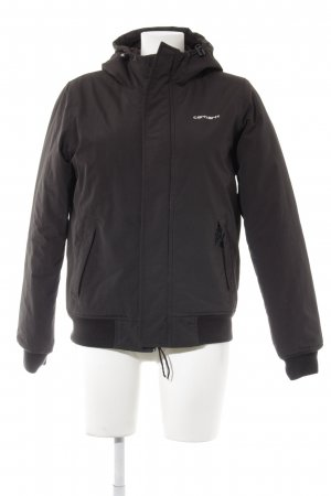 Carhartt Outdoorjacke schwarz Casual-Look