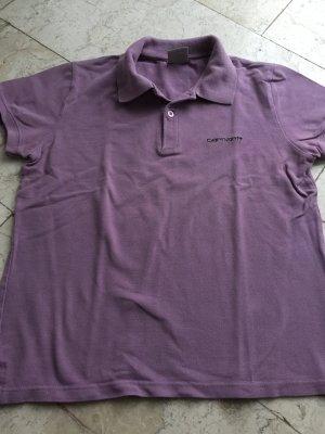 Carhartt Polo Shirt violett Größe 38