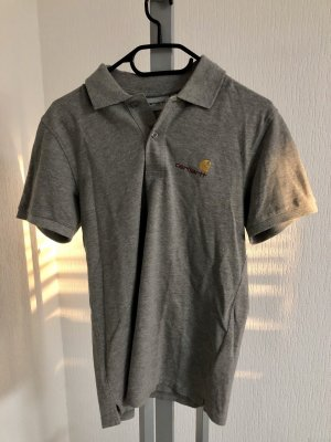 Carhartt Poloshirt grau XS