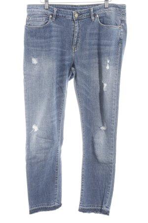 Carhartt Skinny Jeans blassblau Casual-Look