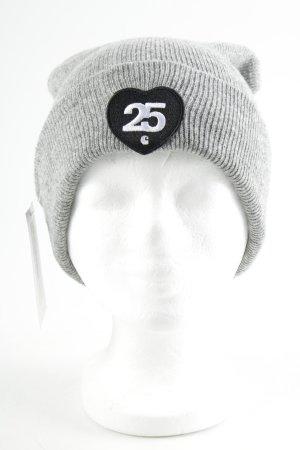 Carhartt Cappello in tessuto grigio stile casual