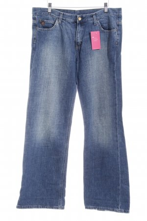 Carhartt Straight Leg Jeans blue casual look