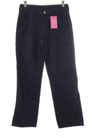 Carhartt Straight-Leg Jeans dunkelblau Casual-Look