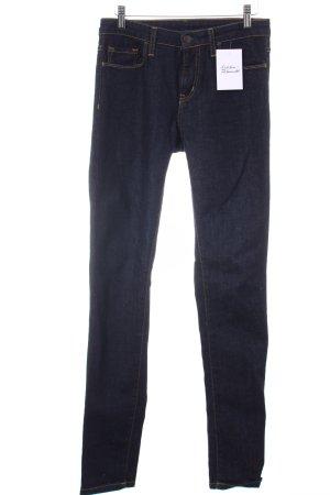 "Carhartt Straight-Leg Jeans ""X' Riot Pant II"" dunkelblau"