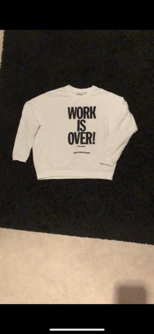 "Carhartt Sweater Crewneck ""Work is over"" Pulli"