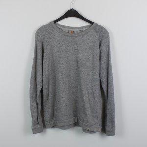 Carhartt Sweatshirt Gr. M grau meliert (18/10/222)