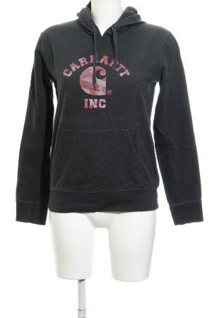 Carhartt Sweatshirt schwarz Casual-Look