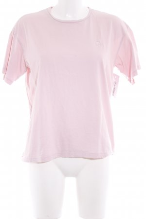 Carhartt T-Shirt rosa Casual-Look