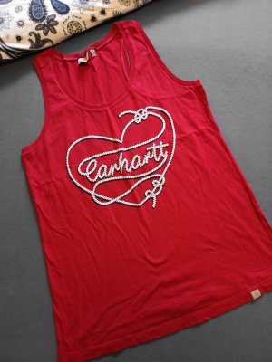 Carhartt Tank Top multicolored cotton