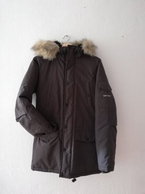 Carhartt Winter Coat brown-dark brown