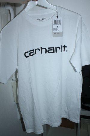 Carhartt WIP W' S/S Script T-shirt weiß