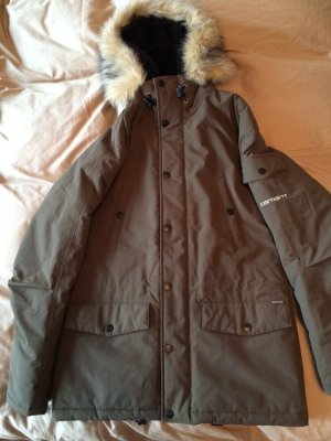 Carhartt X`Anchorage Parker in olive
