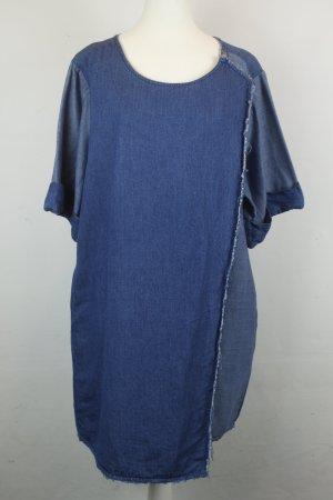 Carin Wester Kleid Jeanskleid Gr. L denim blue oversized