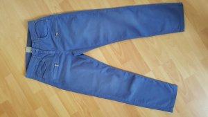 Jeans 7/8 bleu