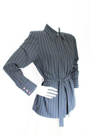 CARLING,sehr schöne Hemd Jacke mit Gürtel,gestreift, Gr.40