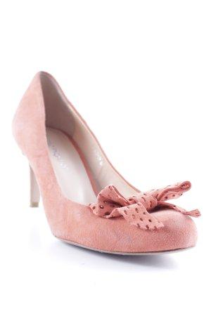 Carlo Pazolini High Heels lachs klassischer Stil