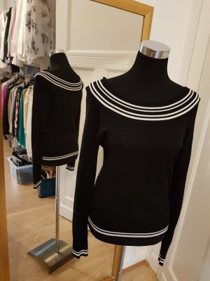 3 Suisses Knitted Sweater black