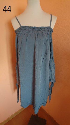 Bodyflirt Carmen shirt azuur