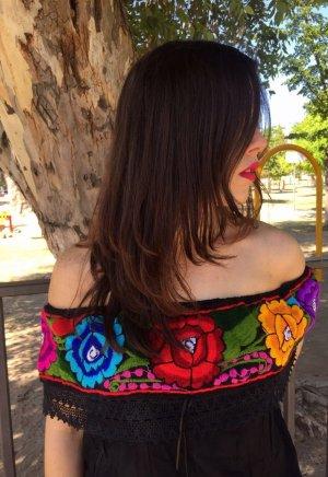 Carmen-Bluse