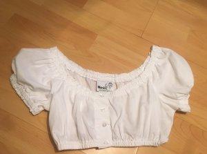 Carmen-Dirndl-Bluse Größe 34