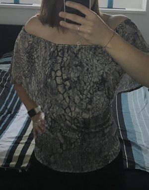 Carmen Shirt 100% Seide Uno Piu Uno