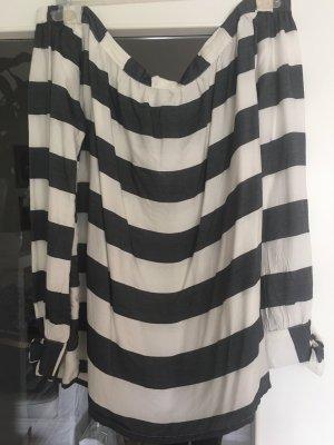 Carmen Shirt-Bluse, gestreift