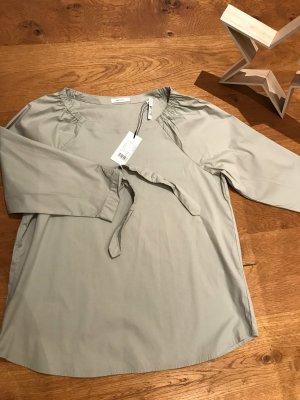Opus Carmen blouse grijs-groen