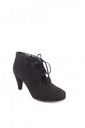 Carmens Ankle Boots schwarz Street-Fashion-Look