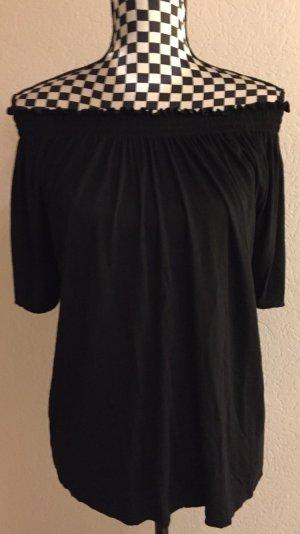 Esmara Carmen shirt zwart