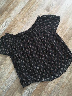 Clockhouse Carmen Shirt black