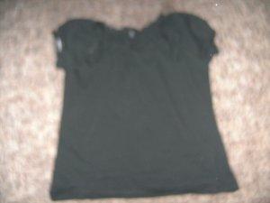 Carmenshirt Gr. XL, kurzer Arm
