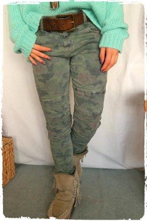 Carmoflage Biker Pant passt L - XL