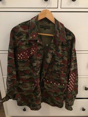 Carmouflage Jacke von Zara