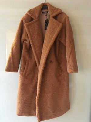Abrigo de invierno beige-camel