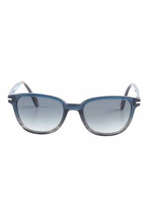 Carolina Herrera Panto Brille mehrfarbig Transparenz-Optik