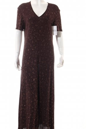 Caroline Charles - London Abendkleid braunviolett Elegant