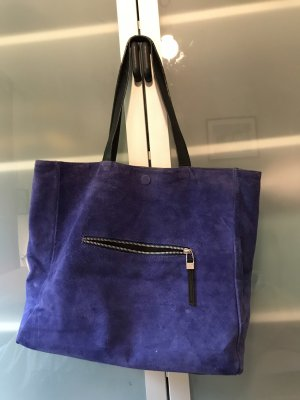 Carpisa Handbag black-blue