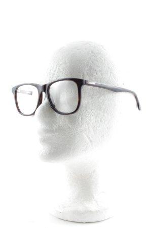 Carrera Glasses dark brown casual look