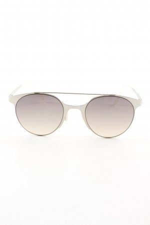Carrera Gafas Retro color plata elegante