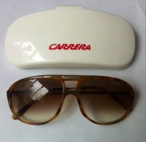 Carrera Gafas de sol color bronce-marrón