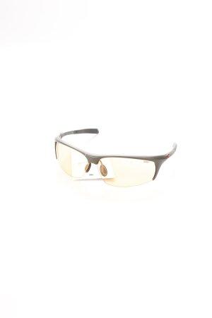 Carrera Sonnenbrille schwarz-karminrot sportlicher Stil