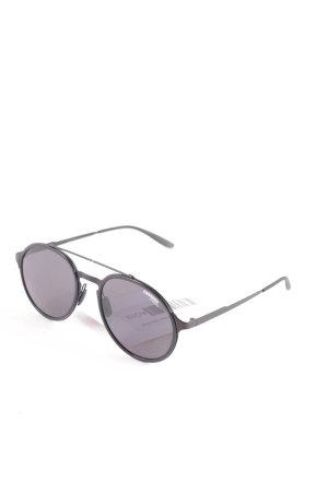 Carrera Sonnenbrille schwarz schlichter Stil