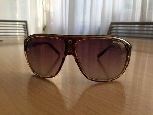 Carrera Sonnenbrille Stroke Braun